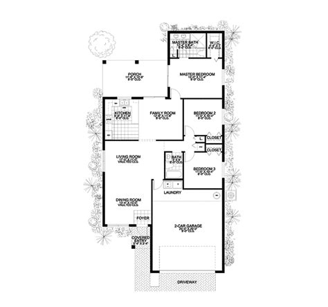 adobe floor plans southwestern house plans home design mission luxamcc
