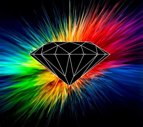 wallpaper of colorful diamonds download color burst diamond wallpapers to your cell phone