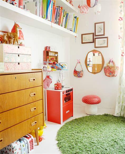 chambre vintage enfant une chambre d enfant aux airs vintage d 233 couverte