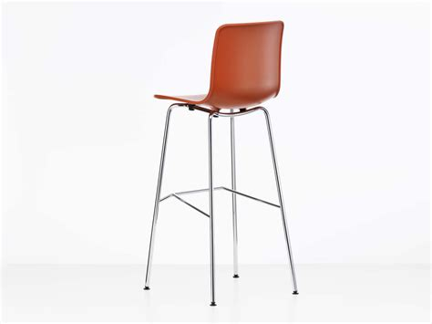 vitra hal bar stool buy the vitra hal bar stool high at nest co uk