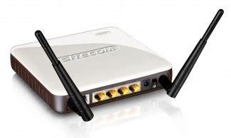 aprire porte router sitecom sitecom