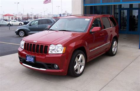 2006 Jeep Srt8 Specs Stock 2006 Jeep Srt8 1 4 Mile Drag Racing