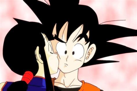 Imagenes De Goku Y Milk | frases de amor de goku y milk para dedicar descargar