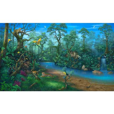 jungle dreams wall mural jungle dreams wall mural a mighty