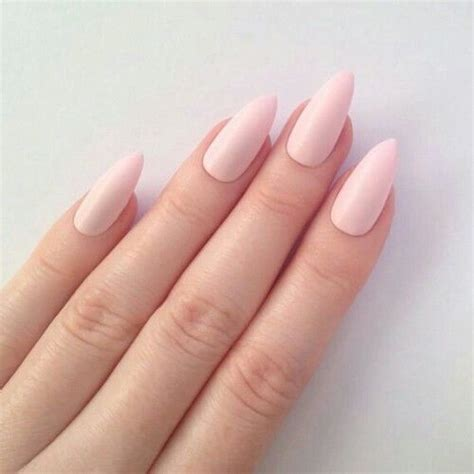 Light Pink Acrylic Nails by Light Pink Stiletto Nails Pictures Photos And Images For