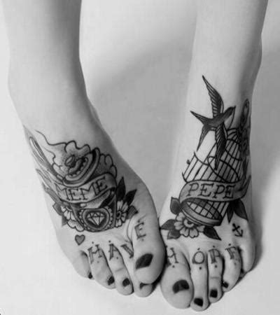 unique foot tattoos creative and inspiring tattoos that would make you want to