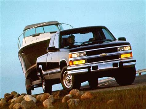 1994 chevrolet 2500 extended cab pricing ratings reviews kelley blue book