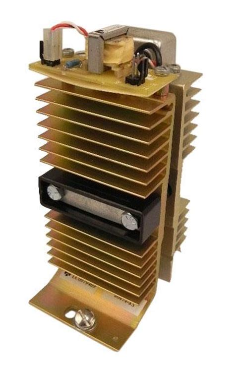 what is a diode stack rectifier stack thyristor assembly