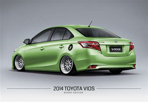 Toyota Vios Brown So How Now Brown Cow 2014 Toyota Vios Sport Edition
