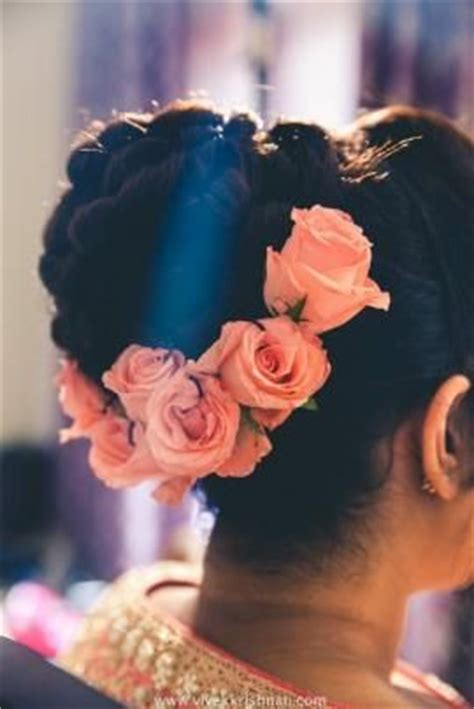 Indian Wedding Hair Bun Pin by 47 Best Indian Bridal Hairstyles Images On