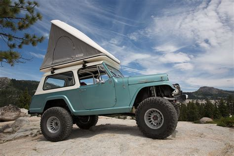 commando jeep modified 1970 jeep jeepster commando offroad 4x4 custom truck