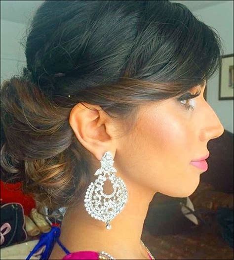 Wedding Hairstyles Layered Hair by Indian Bridal Hairstyles The 16 Wedding Hairdo Pics