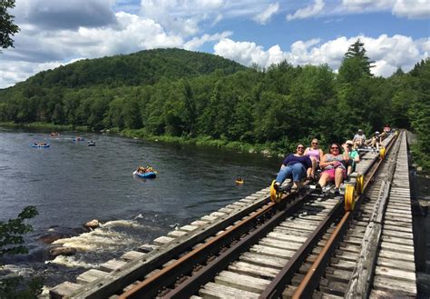 revolution rail  lake george ny official tourism site