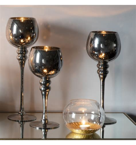 farnesia candle holder set of 3 gallery direct