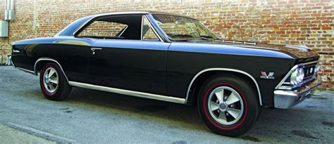 Super Seconds   1966 Chevrolet Chevelle   A taste of