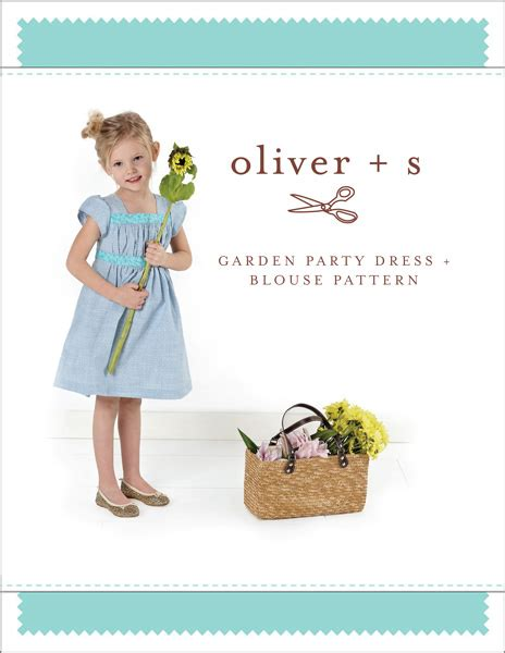 pattern review oliver s oliver s os044gpd garden party dress