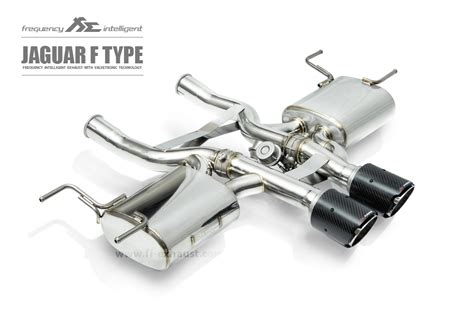 Jaguar F Type Exhaust jaguar valvetronic exhaust system fi exhaust