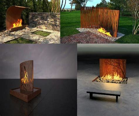 great outdoor fireplace ideas outdoor secrets