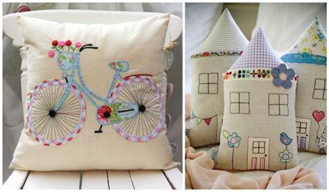 decorar cama en sofa como hacer cojines decorativos elegantes imagenes