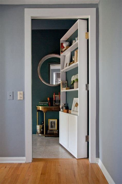 secret bookcase doors revealed keeley kraft