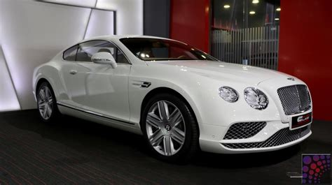 white bentley 2016 bentley continental gt white price