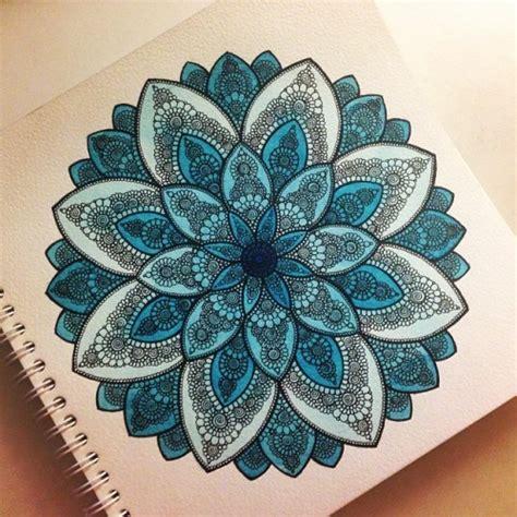 cool pattern tumblr mandala flower drawing tumblr
