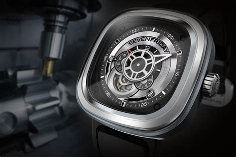 Sevenfriday Series P 5 focus sur la fascinante p series de sevenfriday le petit