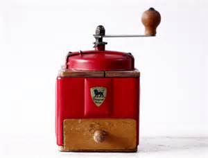 Peugeot Coffee Mill Peugeot Metal And Wood Coffee Grinder By