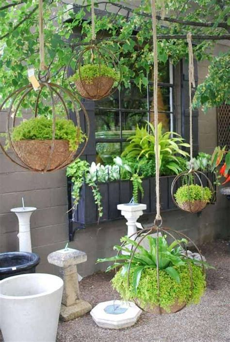Hanging Garden Planters by 1239 Best Container Gardens Images On