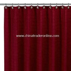 shower curtains with red in them red shower curtains on pinterest