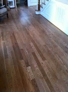 How To Stain Banister 1000 Images About Stained Oak Flooring On Pinterest Red