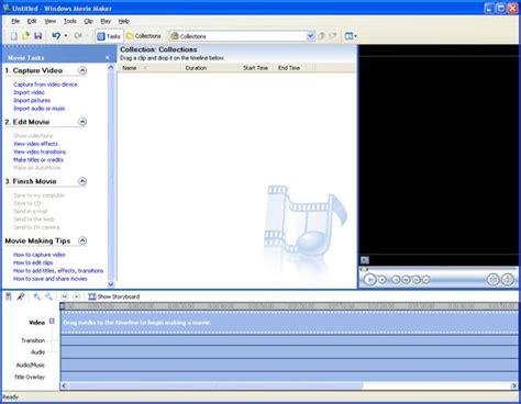Layout Movie Maker | edit video on windows movie maker