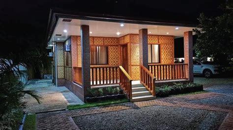 amakan native  bebroom house youtube philippines