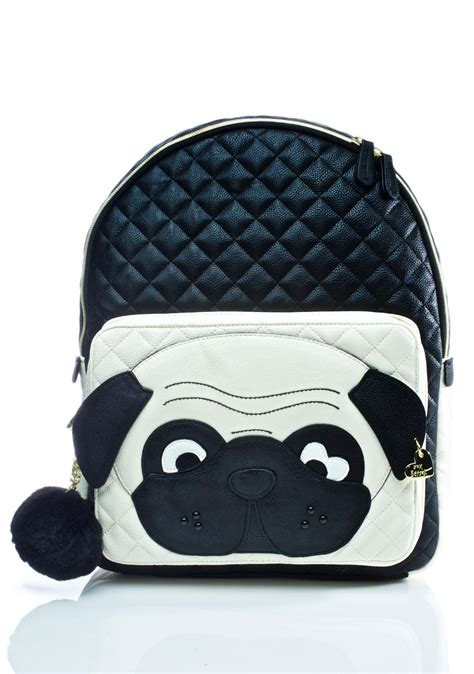 pug backpack betsey johnson pug backpack dolls kill