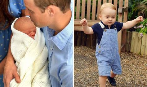 Prince George Wardrobe by Prince George S Birthday The Style Icon S Best Fashion