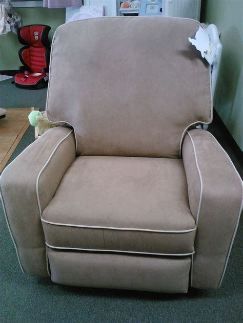 best reclining glider this luxurious chair is the bilana in camel it is a