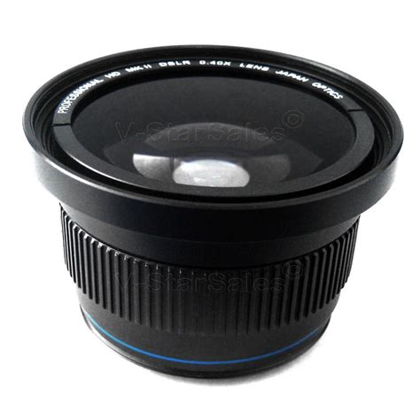 Fish Eye Wide 40 X Lens Wide Lensa For Camerahandpone 0 40x hd wide angle fisheye macro lens for canon 50d 5d 7d 60d 50d 58mm ebay