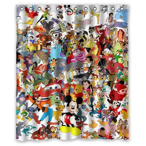 mickey and minnie mouse shower curtain 1000 ideas about mickey mouse shower curtain on pinterest
