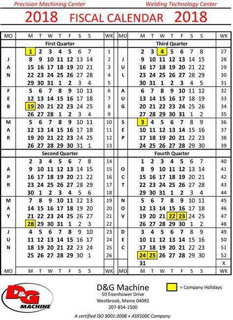 fiscal calendar 2018 fiscal calendar pertamini co