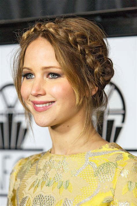 jennifer lawrence hairstyles how to get jennifer lawrence hair