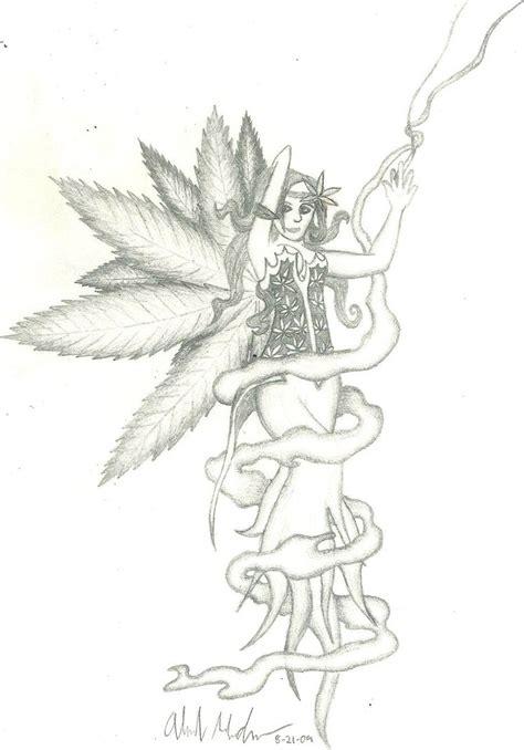 marijuana fairy by jalanalama on deviantart