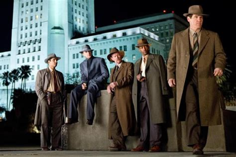 film like gangster squad flavorwire s flick of the week gangster squad is brash
