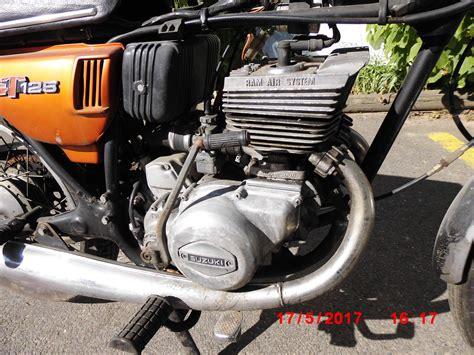 Motorrad Oldtimer Gebrauchtteile by Teile Ersatzteile Suzuki Gt185 Zweizylinder Zweitakt