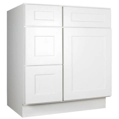 home depot kitchen cabinet doors only lakewood cabinets 30 in w x 34 5 in h x 21 in d vanity