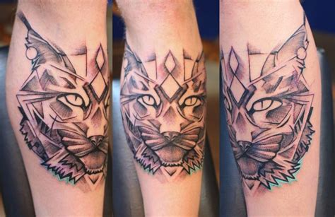tattoo geometric melbourne geometric tattoo custom lynx www facebook com