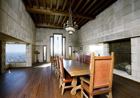 ennis house interior the ennis house searock stafford cm construction management los angeles orange