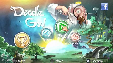 doodle ps vita combinations doodle god launches on ps vita today playstation europe