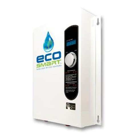 Sharp Instant Water Heater ecosmart tankless water heater whole house eco 18 sears