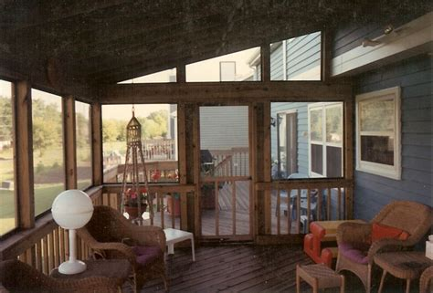 pin  porches screened