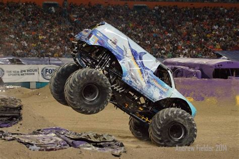 florida monster truck show miami florida monster jam february 8 2014 hooked